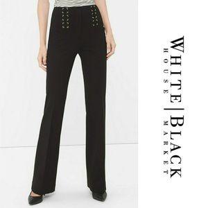White House Black Market The Slim Flare Pants